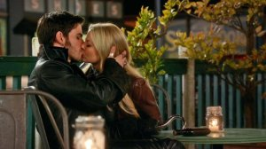 Jennifer Morrison, Emma Swan, Colin O'Donoghue, Killian Jones, Captain Hook, OUAT, gif