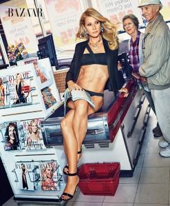 Gwyneth Paltrow, Harpers Bazaar