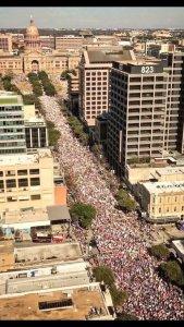 Women's March, Austin