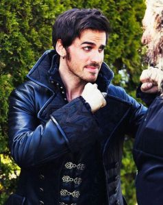 Colin O'Donoghue, Captain Hook, Killian Jones, OUAT