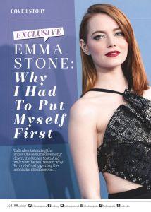 Emma Stone, Look