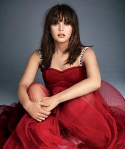 Felicity Jones, Glamour