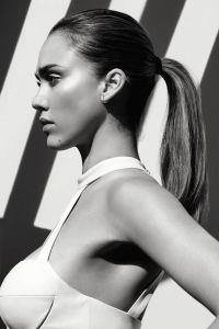 Jessica Alba, Shape