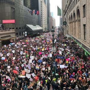 New York, Women's March