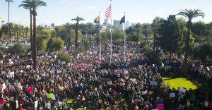Phoenix, Womens March