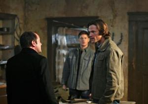 Jensen Ackles, Dean Winchester, Jared Padalecki, Sam Winchester, Mark Sheppard, Crowley, Supernatural
