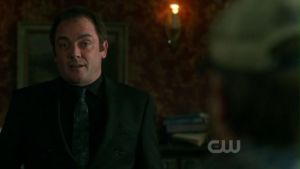 Mark Sheppard, Crowley, Supernatural