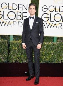 Matt Bomer, Golden Globes
