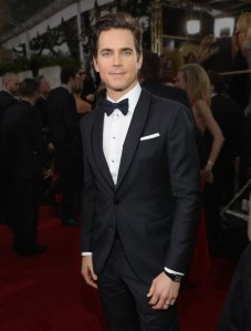 Matt Bomer, Golden Globes
