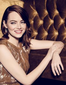 Emma Stone, Hollywood Reporter