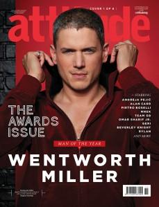 Wentworth Miller, Attitude