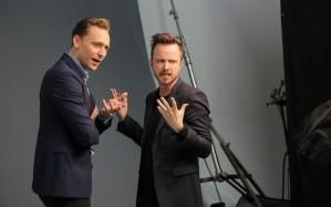 Tom Hiddleston, Aaron Paul, Variety