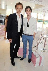 Tom Hiddleston, Eddie Redmayne