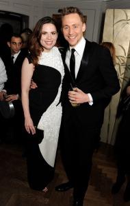 Tom Hiddleston, Hayley Atwell, BAFTAs
