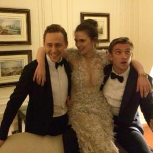 Tom Hiddleston, Hayley Atwell, Dan Stevens