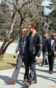 Tom Hiddleston, Mark Ruffalo