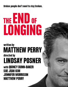 The End of Longing, Jennifer Morrison