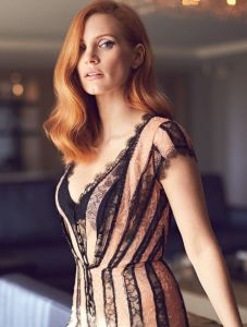 Jessica Chastain, American Way