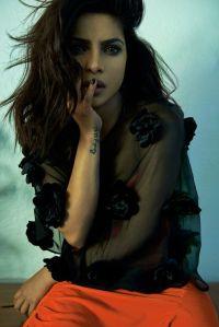 Priyanka Chopra, Flaunt