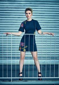 Scarlett Johansson, 8 Days