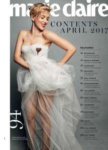 Scarlett Johansson, Marie Claire Australia