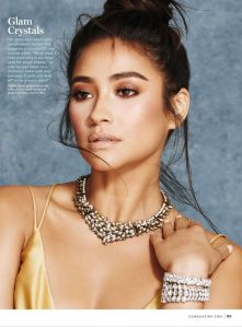 Shay Mitchell, US Weekly