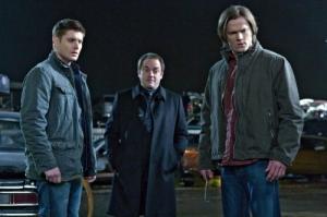 Jensen Ackles, Dean Winchester, Jared Padalecki, Sam Winchester, Mark Shepperd, Crowley, Supernatural