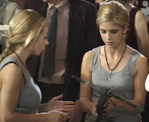 Sarah Michelle Gellar, Sophia Crawford, Buffy Summers, Buffy the Vampire Slayer