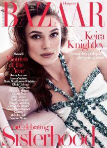 Keira Knightley, Harpers Bazaar UK