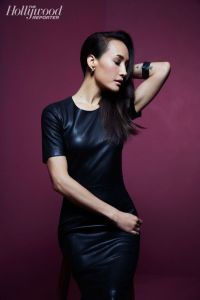 Maggie Q, Hollywood Reporter