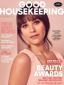 Rashida Jones, Good Housekeeping