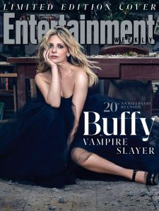 Sarah Michelle Gellar, Buffy Summers, Buffy the Vampire Slayer, Entertainment Weekly