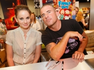 Sarah Wayne Callies, Dominic Purcell