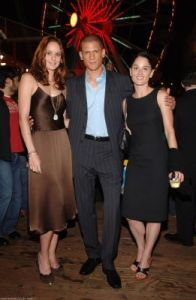 Wentworth Miller, Sarah Wayne Collies, Robin Tunney