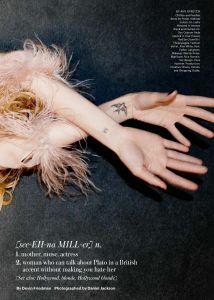 Sienna Miller, Allure