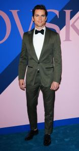Matt Bomer, CFDA Awards