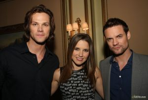 Sophia Bush, Shane West, Jared Padalecki